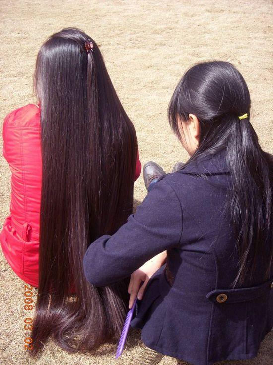 Long hair hair hairjob - 1 3