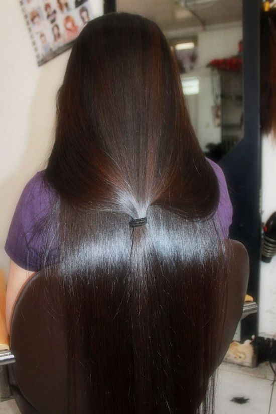 Face Cut Long Hair No 63 Longhaircut Cn