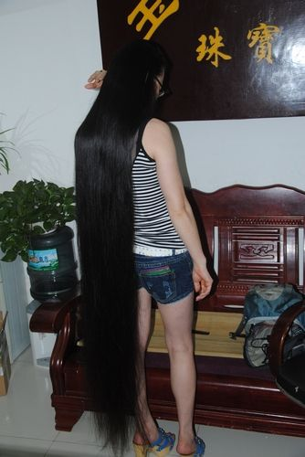 Aidebianyuan Cut Floor Length Long Hair No 94