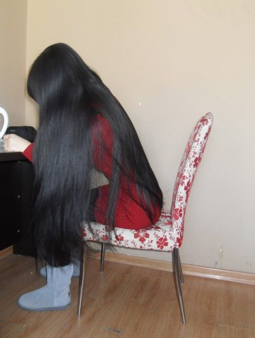 Aidebianyuan Cut Butt Length Long Hair No 96