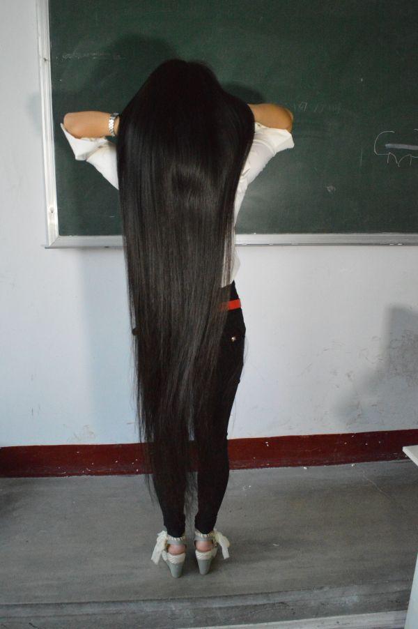 Aidebianyuan Cut Xiaofang S Floor Length Long Hair No 127