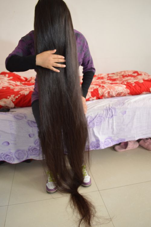 Aidebianyuan Cut Pregnant Woman S Long Hair No 132