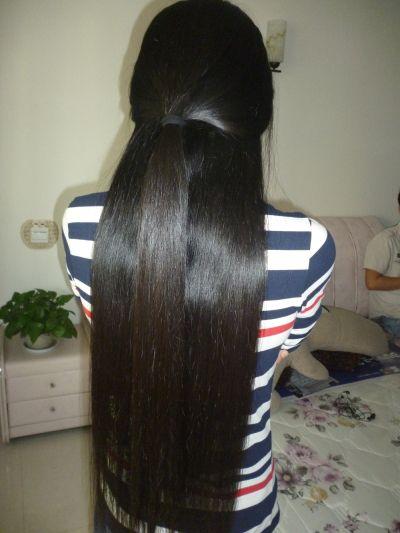 aidebianyuan cut hip length long hairno151