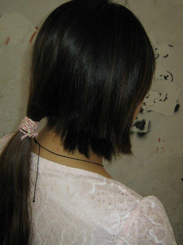 Yidi Cut Waist Length Long Hair Longhaircut Cn