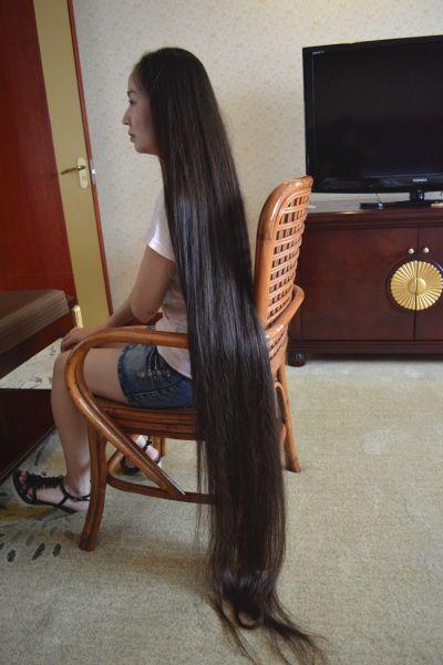 Aidebianyuan Cut Floor Length Long Hair No 161