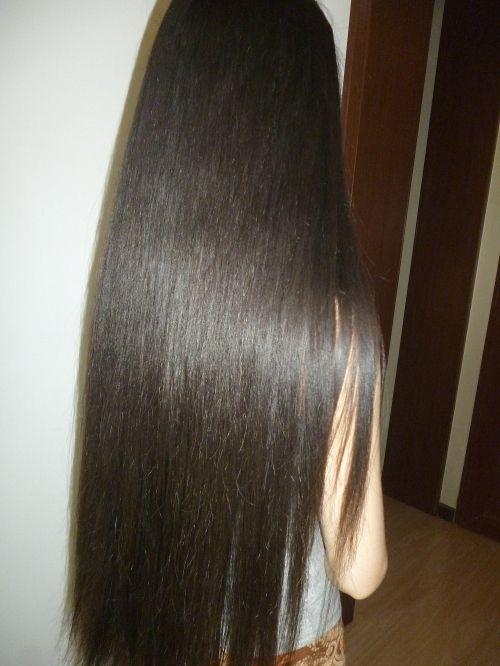 aidebianyuan cut hip length long hairno173