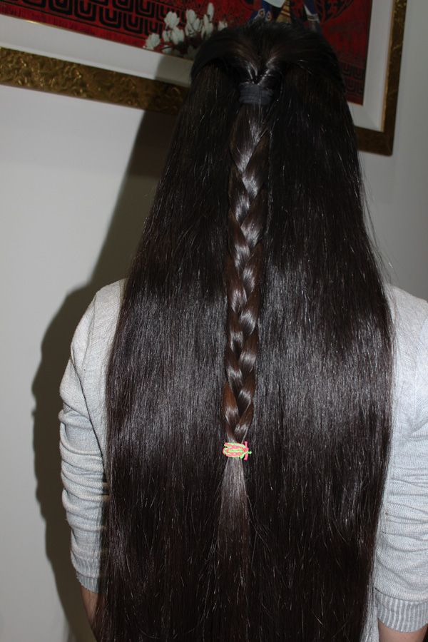 ww cut 70cm long hair-NO.899