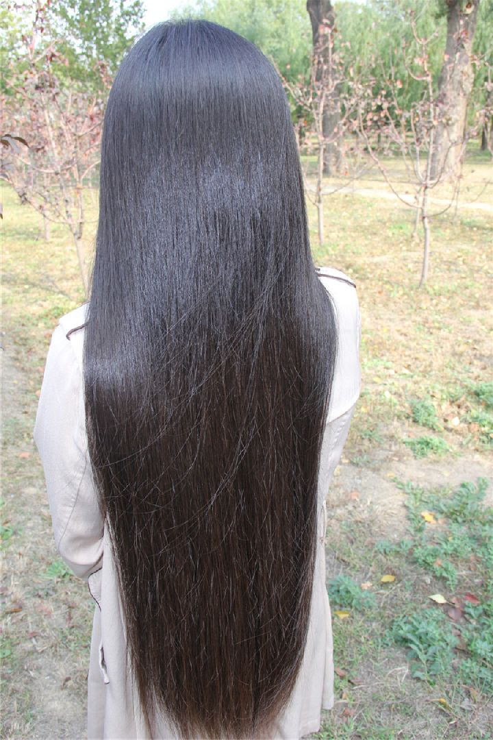 laogao cut 70cm long hair of xiaoyue-NO.354