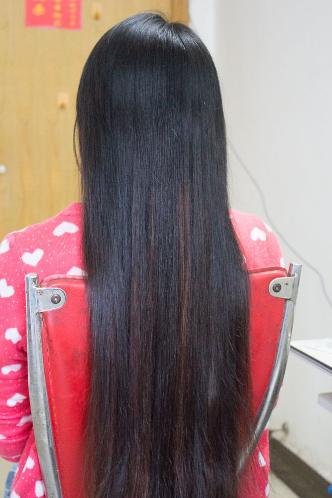 xiaomogu cut 53cm long hair-NO.36