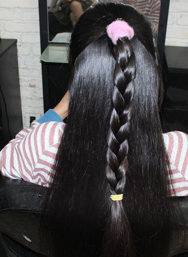 ww cut 52cm long hair-NO.918