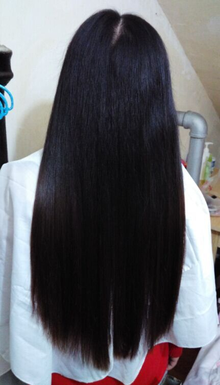 yisi cut 55cm long hair-NO.2022