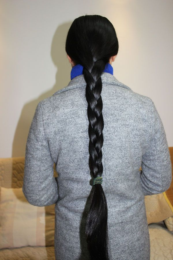 ww cut 65cm long hair-NO.930