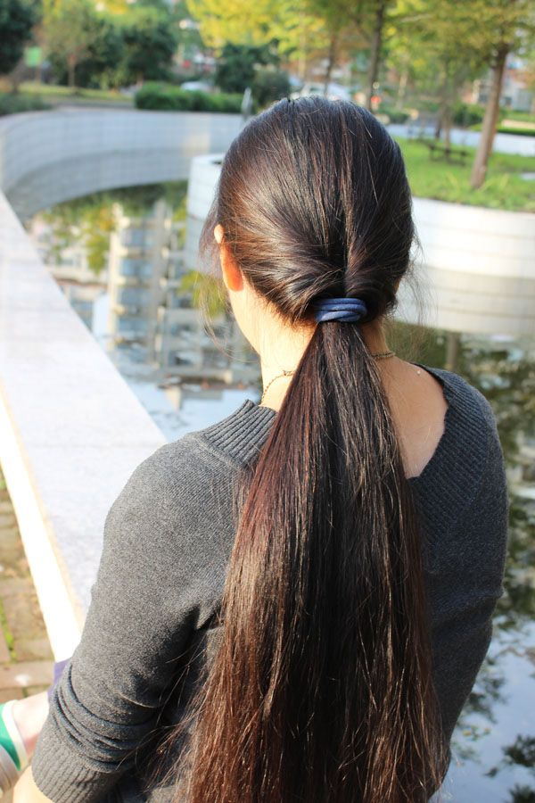 ww cut 75cm long hair-NO.936