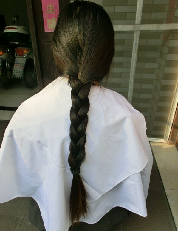 yisi cut 58cm long hair-NO.2030