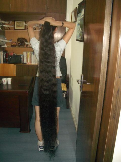 Skinny braid hair girl to be dominated - 3 3